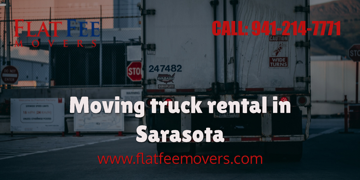 Safety Tips When Loading a Moving Truck Rental